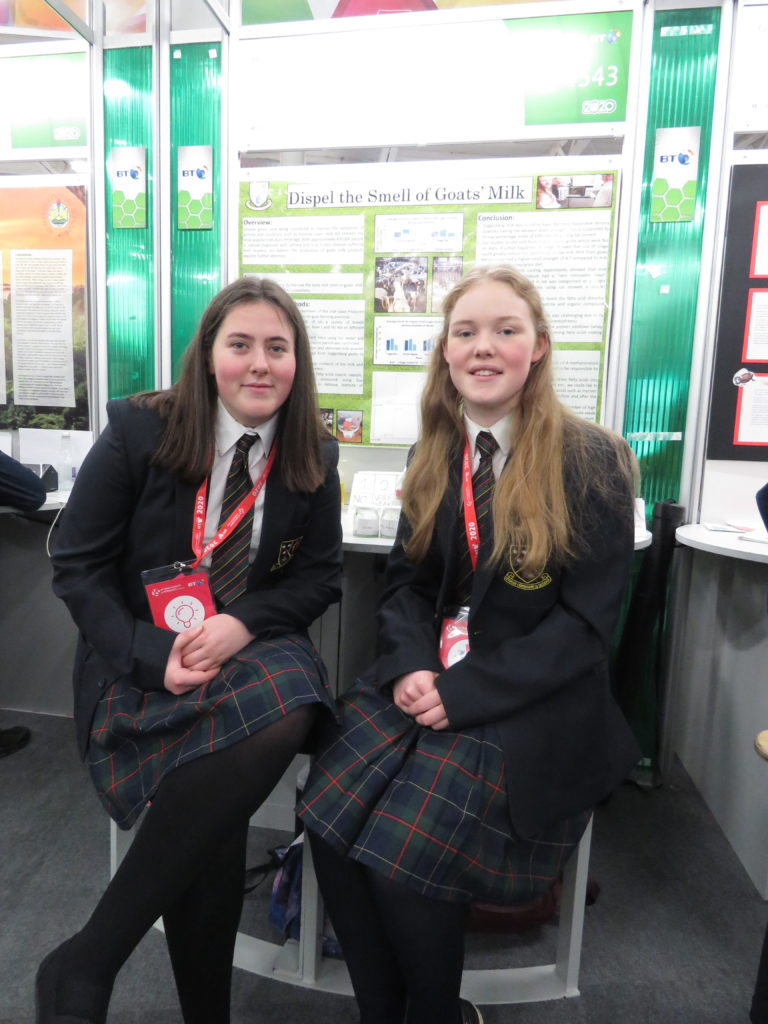 Sharon Seery and Emily Ray
