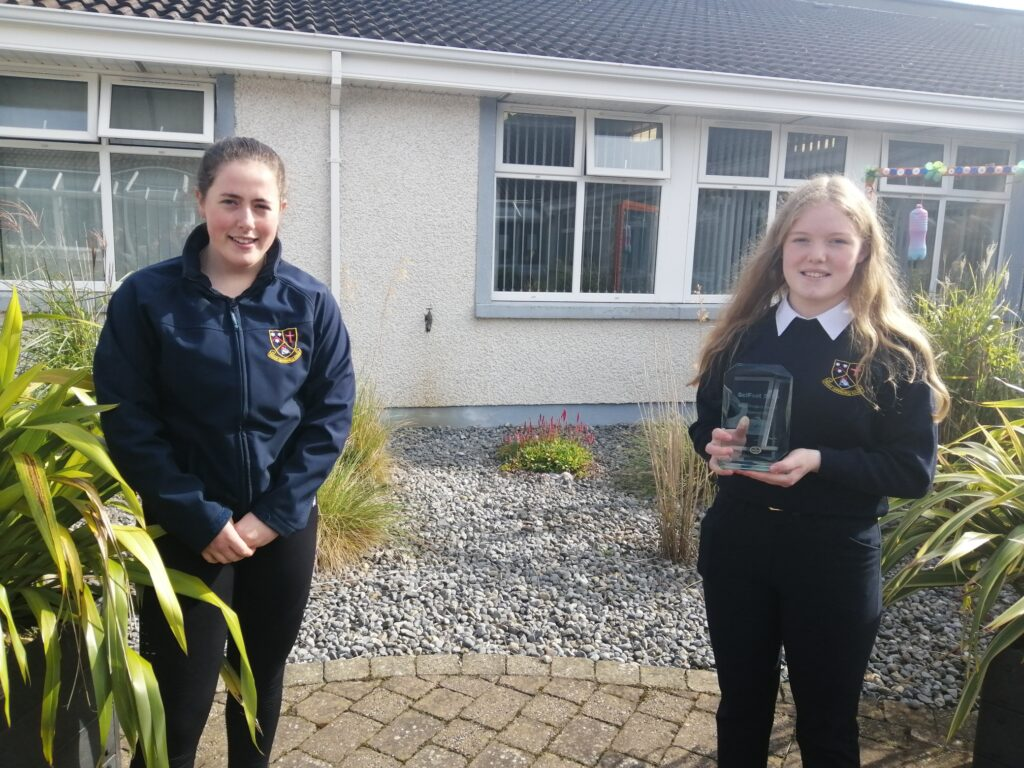Sharon Seery & Emily Ray Best Runner-Up Project